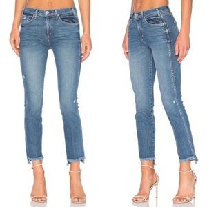 McGuire SIZE 27 Lido Step Feay High Rise Crop Jean